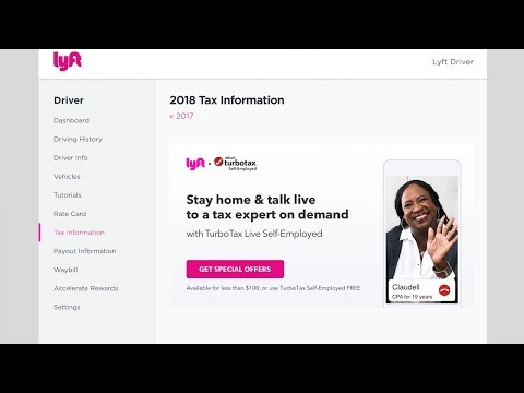 TurboTax + Lyft: Reporting Your Rideshare Driver Income On Your Taxes [Webinar]