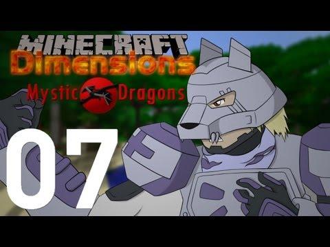 Minecraft Dimensions [S2-7] - Mystic Dragons : Les méduses de la couardise