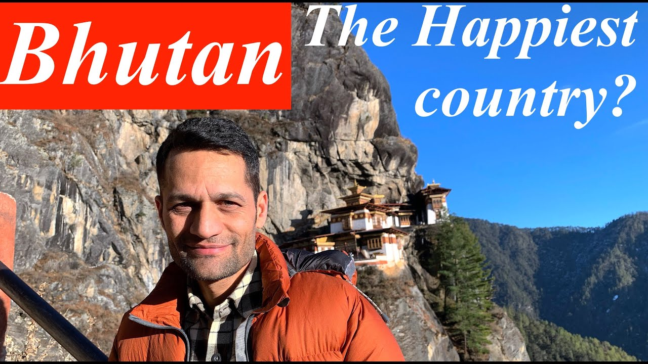Bhutan: The Happiest Country? || 5 days travel vlog || Bhutan Tour Package
