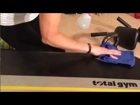 How to Clean Your Total Gym