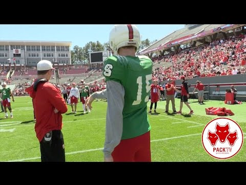 Wolfpack Now with Logan Sims (Week of April 3rd, 2017)