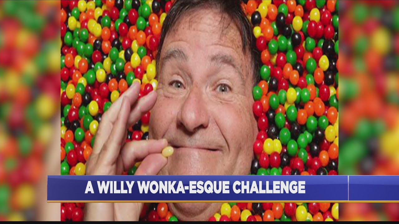 Win a golden ticket and a candy factory? Jelly Belly founder has ...