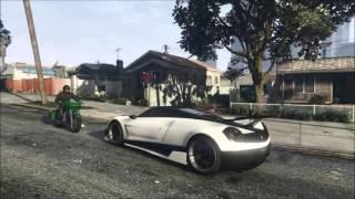 Grand Theft Auto V - Franklin vs Trevor