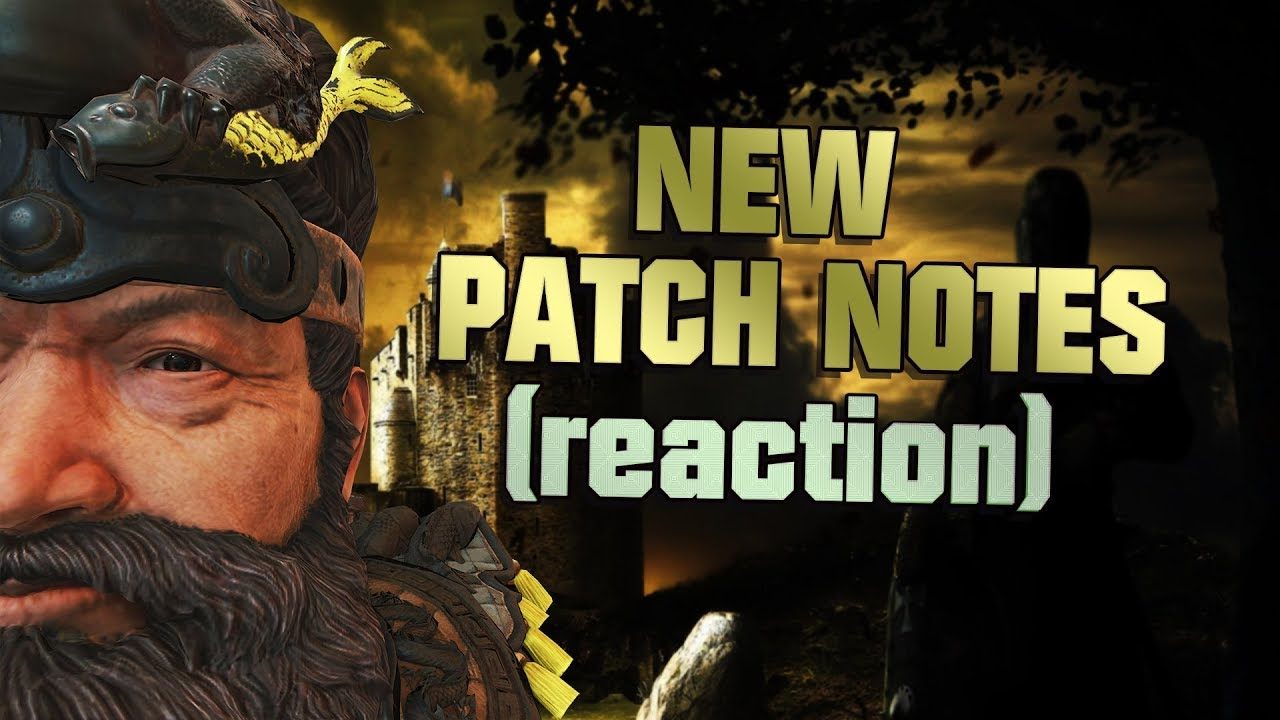 NEW Patch Notes Highlights 2.02.1 (Reaction) | For Honor Marching Fire