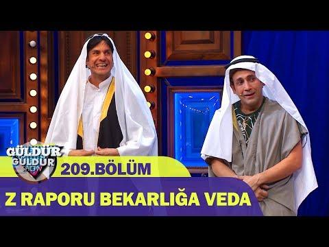 Güldür Güldür Show 209.Bölüm - Z Raporu Bekarlığa Veda