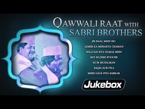 Top Qawwalis by Sabri Brothers   Bhar do Jholi Meri - Kali Kamaliya Wale