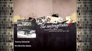 Tommy Edwards - It's All in the Game