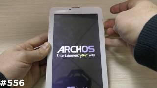 Hard Reset Archos AC70BCV (2 способи зробити скидання налаштувань Archos AC70BCV)
