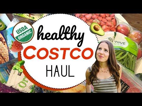 Healthy & Organic Costco Haul 2017