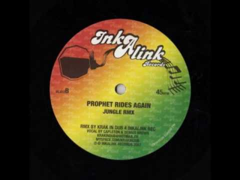 Krak in Dub ft.Capleton - Prophet Rides Again