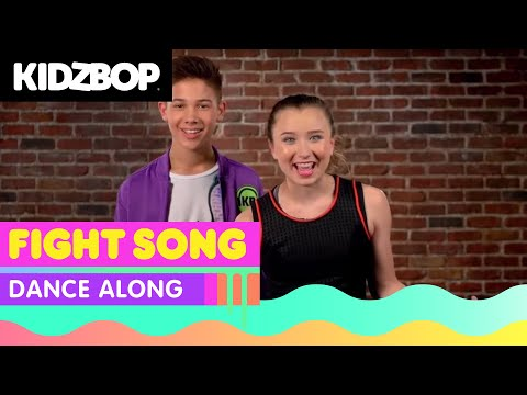 KIDZ BOP Kids  Fight Song Dance Along