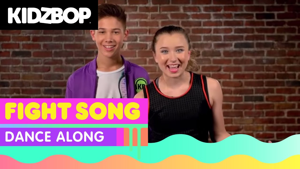 KIDZ BOP Kids - Fight Song (Dance Along) - YouTube