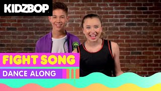 KIDZ BOP Kids - Fight Song (#MoveItMarch)