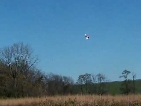 Great Planes RC Big Stick 60 after modifications