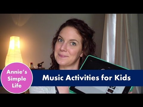 Music Activities for Kids Collab!