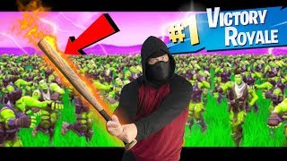 (EPIC!) FORTNITE Battle Royale! HACKER ZOMBIES! chad wild clay cwc vy qwaint project zorgo pz9