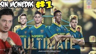 FIFA 17 Así Empieza Ultimate Team Destrozando Super Equipos Con Equipo De Bronce