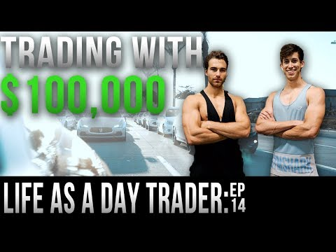 Day Trading Stocks With $100,000 | Episode 14
