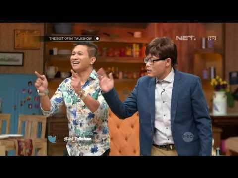The Best Ini Talk Show - Mang Saswi Yang Punya Keahlian Bernyanyi