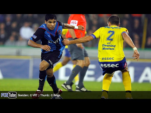 2009-2010 - Jupiler Pro League - 13. Club Brugge - Sint-Truiden 1-0