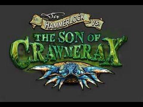 Borderland 2 Son of Crawmerax Headhunter DLC #1 Vacation Time |