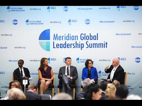 Meridian Global Leadership Summit 2014, part 5 of 6