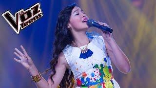 Laura canta 'Me va a extrañar' | Semifinal | La Voz Teens Colombia 2016