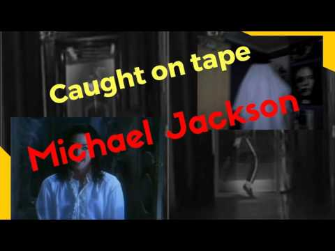 Michael Jackson Caught On Tape!!Shocking Footage Recorded in 2017