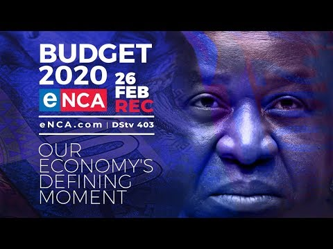 Finance Minister Tito Mboweni Delivers The 2020 Budget Speech