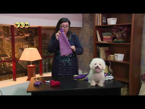 видео: Одежда для собаки из старого свитера. Модно, удобно и просто!