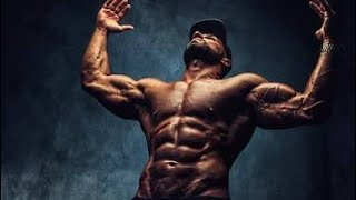 "💪gym lover whatsapp status💪(horror theme)for bodybuilders ""the rock and sergi constance"" workout"