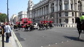 Royal Canadian Mounted Police, Horseguard