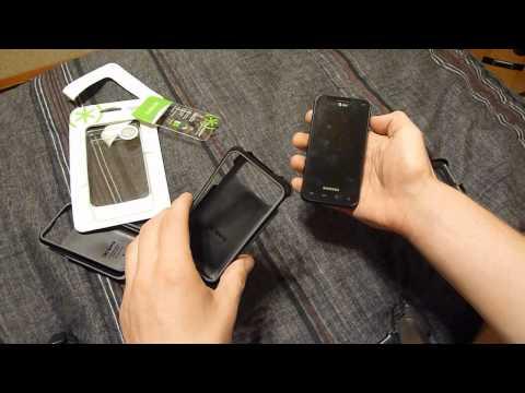 USER review - Speck Sure-slider case for Samsung Captivate Glide