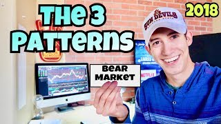 The 3 Patterns You MUST Know In A BEAR MARKET   Investing 101