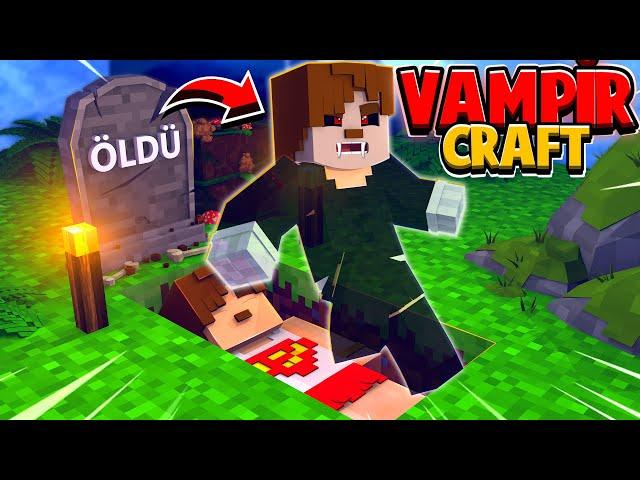 BugraaK'nın VAMPİR SKİNİ #1 VAMPİRCRAFT - Minecraft