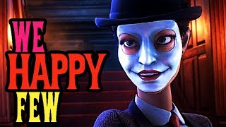 Fixing Boats and Baby Problems! |  We Happy Few Part 13