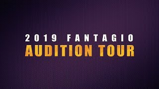 2019 FANTAGIO AUDITION TOUR