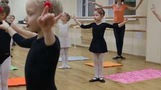 Балетная хореография фигуристок