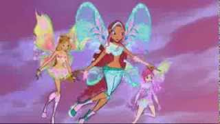 "Winx Club Season 5 Beyond Believix Episode 1 ""The Spill"" HQ"