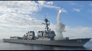 BREAKING TRUMP orders USA pounding  Syrian air base with cruise missiles April 7 2017