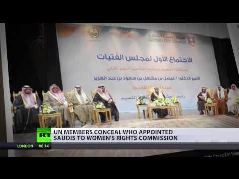 S.Arabia appointed to women's rights commission in secret UN vote, Wikileaks offers €10K for details