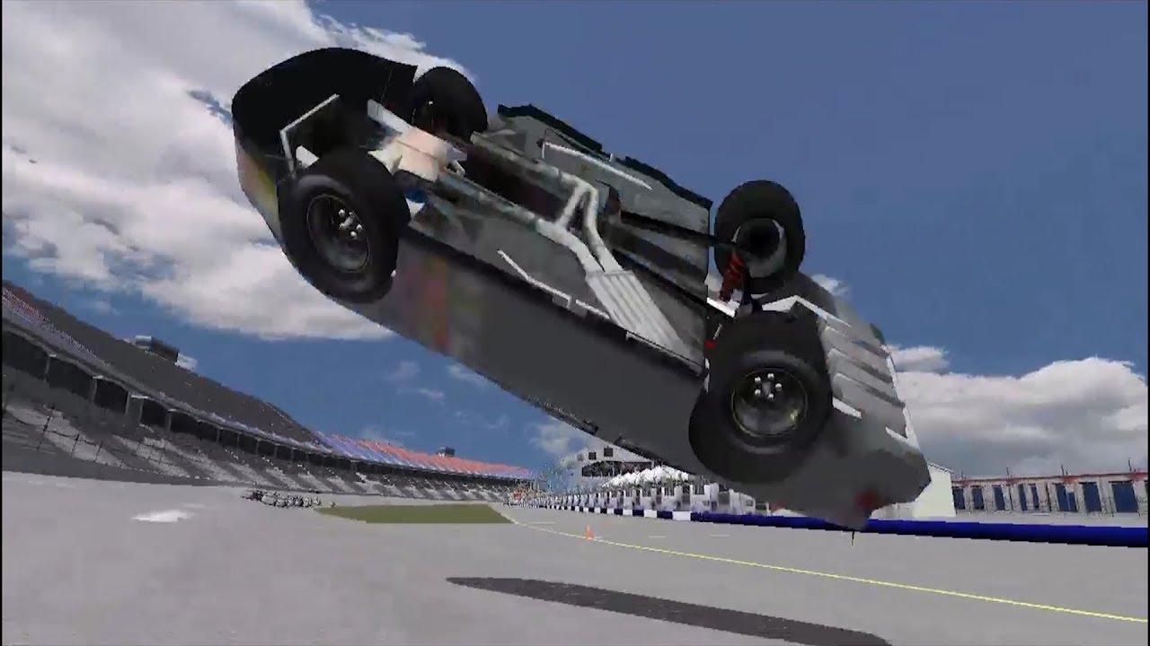 The Tornado Glitch Strikes Again!   ARCA Sim Racing X