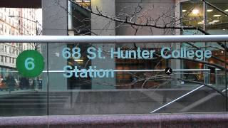 ^MuniNYC - East 68th Street & Lexington Avenue (Upper East Side, Manhattan 10021)