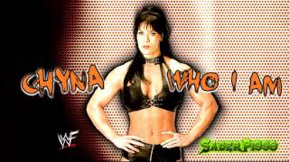 "WWF: Chyna Theme Song ""Who I Am"" Arena Effects (HQ)"