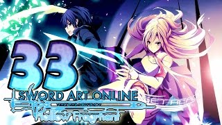 Sword Art Online: Hollow Fragment Walkthrough Part 33 English (VITA, PS4)
