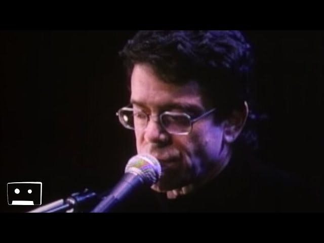 Lou Reed & John Cale - Nobody But You (Official Music Video)