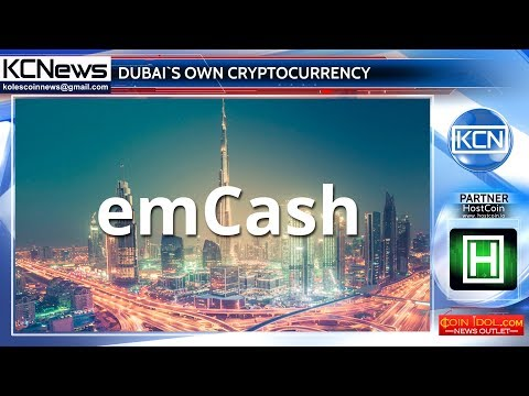 EmCash - Dubai's own cryptocurrency
