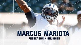 Marcus Mariota Highlights | Titans vs. Raiders | NFL