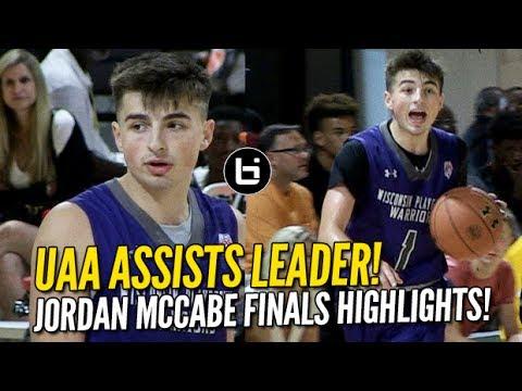 jordan mccabe aau highlights