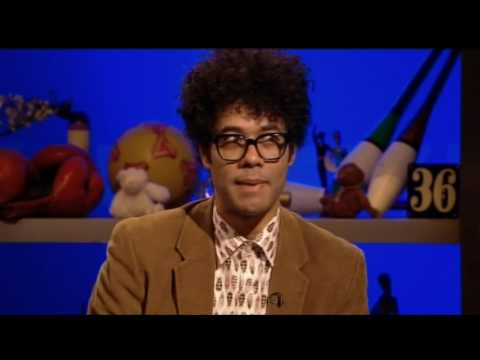 Richard Ayoade - Repeated Anecdotes
